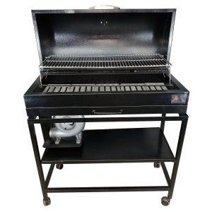 کباب پز ذغالی مدل آتشدان GSC60