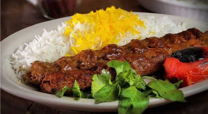 کباب بناب مخصوص - فروشگاه كباب پز آتش مهر
