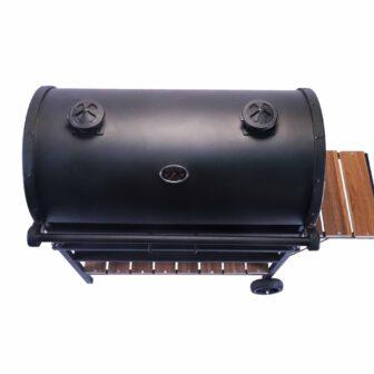 کباب پز ذغالی مدل آتشدان 102