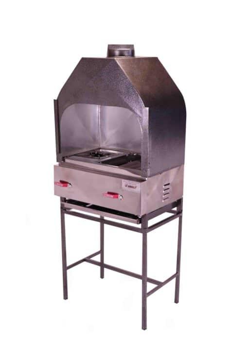 کباب پز گازی استیل مدل ونوس ۱۰۳