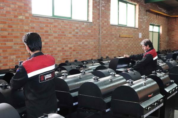 واحد QC شرکت آتش مهر - تست و کنترل محصولات