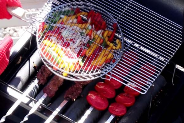 پخت انواع کباب با محصولات آتش مهر