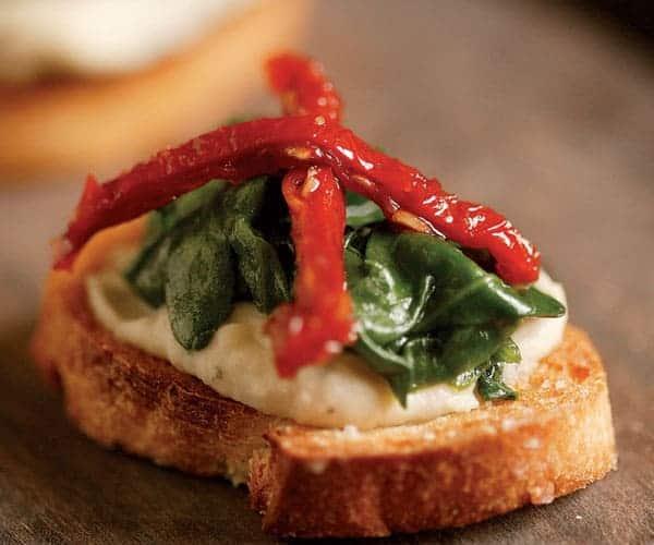 غذای ایتالیایی بروتسکا - کباب پز آتش مهر