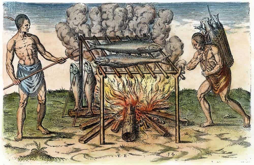 باربیکیو و گریل 3- آتش مهر